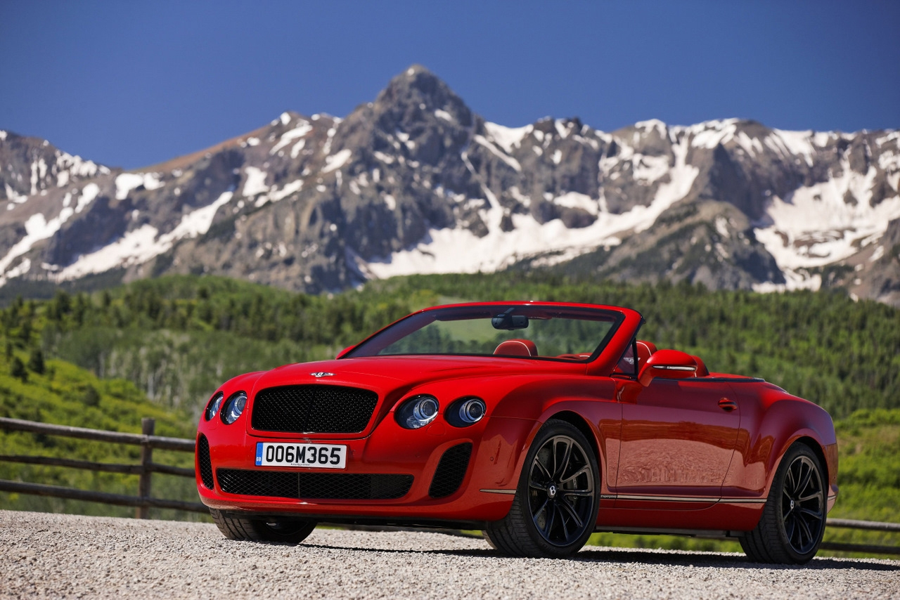 2011 bentley continental supersports convertible review