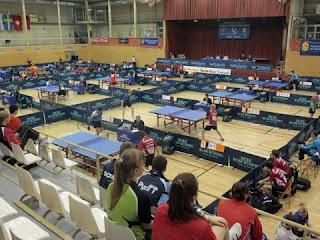 TENIS DE MESA-Open de República Checa