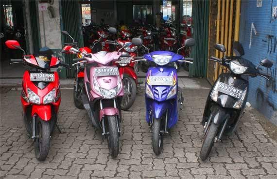 Bursa Motor Bekas Jakarta 2012 Free Modifikasi Motor