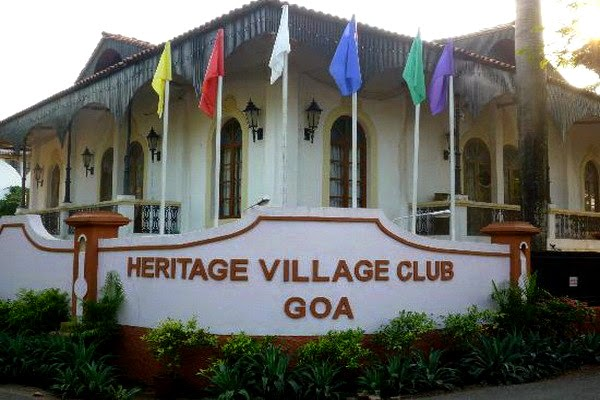 accommodation in south goa