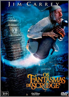 Download - Os Fantasmas De Scrooge DVDRip - AVI - Dual Áudio