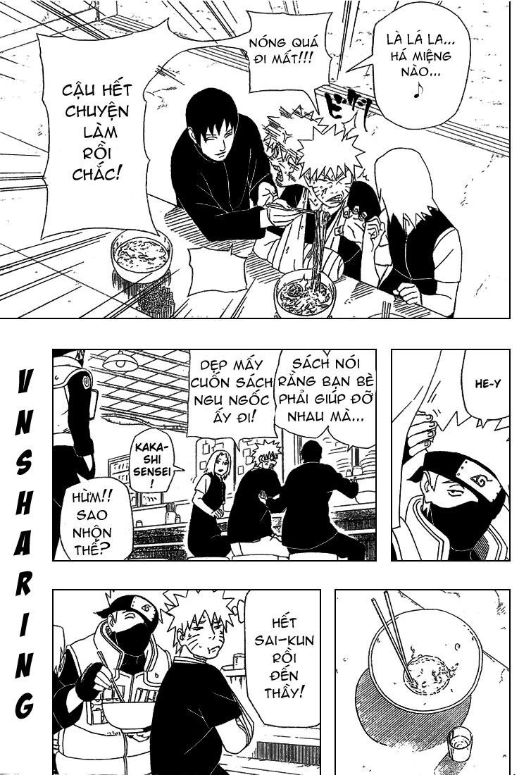 Naruto chap 343 Trang 9 - Mangak.info