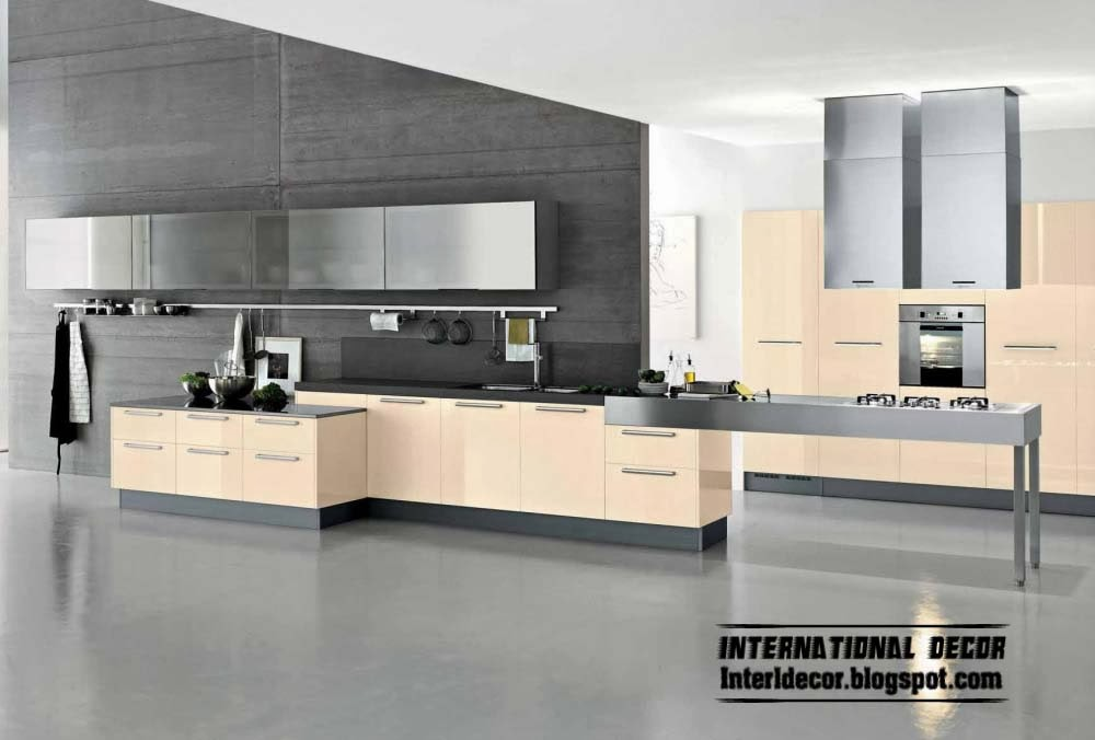 Interior Design 2014 Eco Friendly Kitchen Designs With Mdf Kitchen Cabinets Designs Ideas