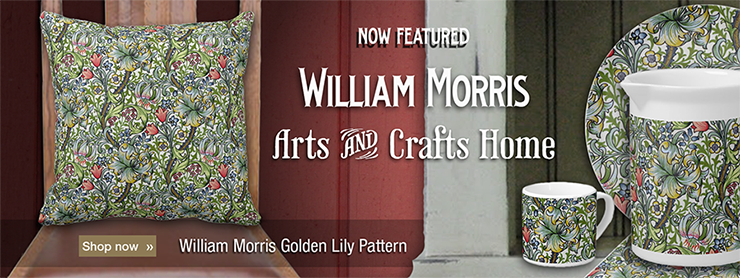 Buy William Morris Home