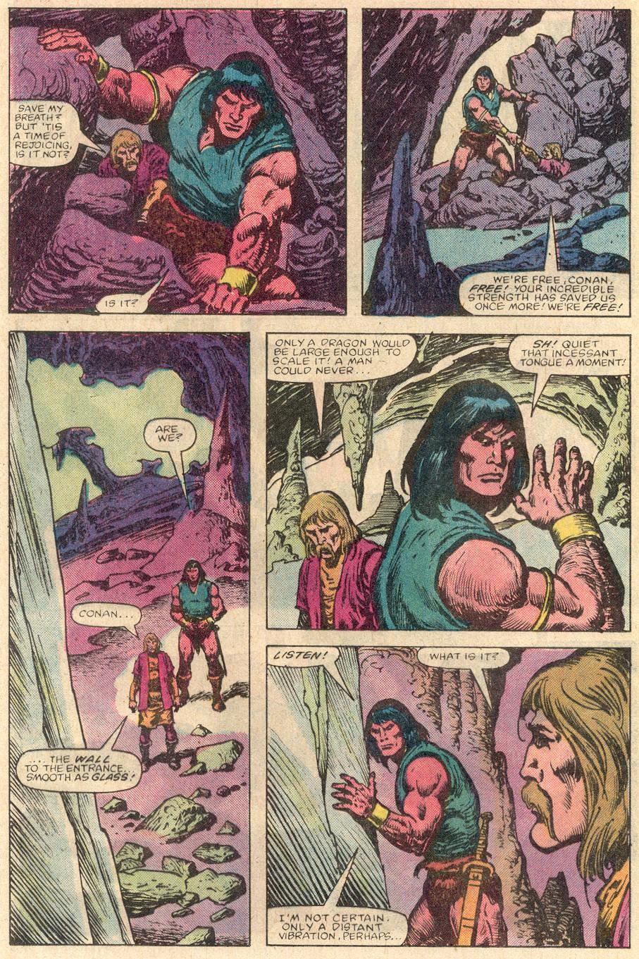 Conan the Barbarian (1970) Issue #144 #156 - English 15