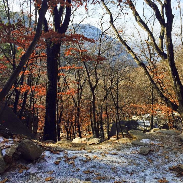 how to get to bukhansan national park