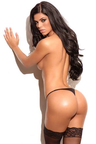 Brazilian ass model