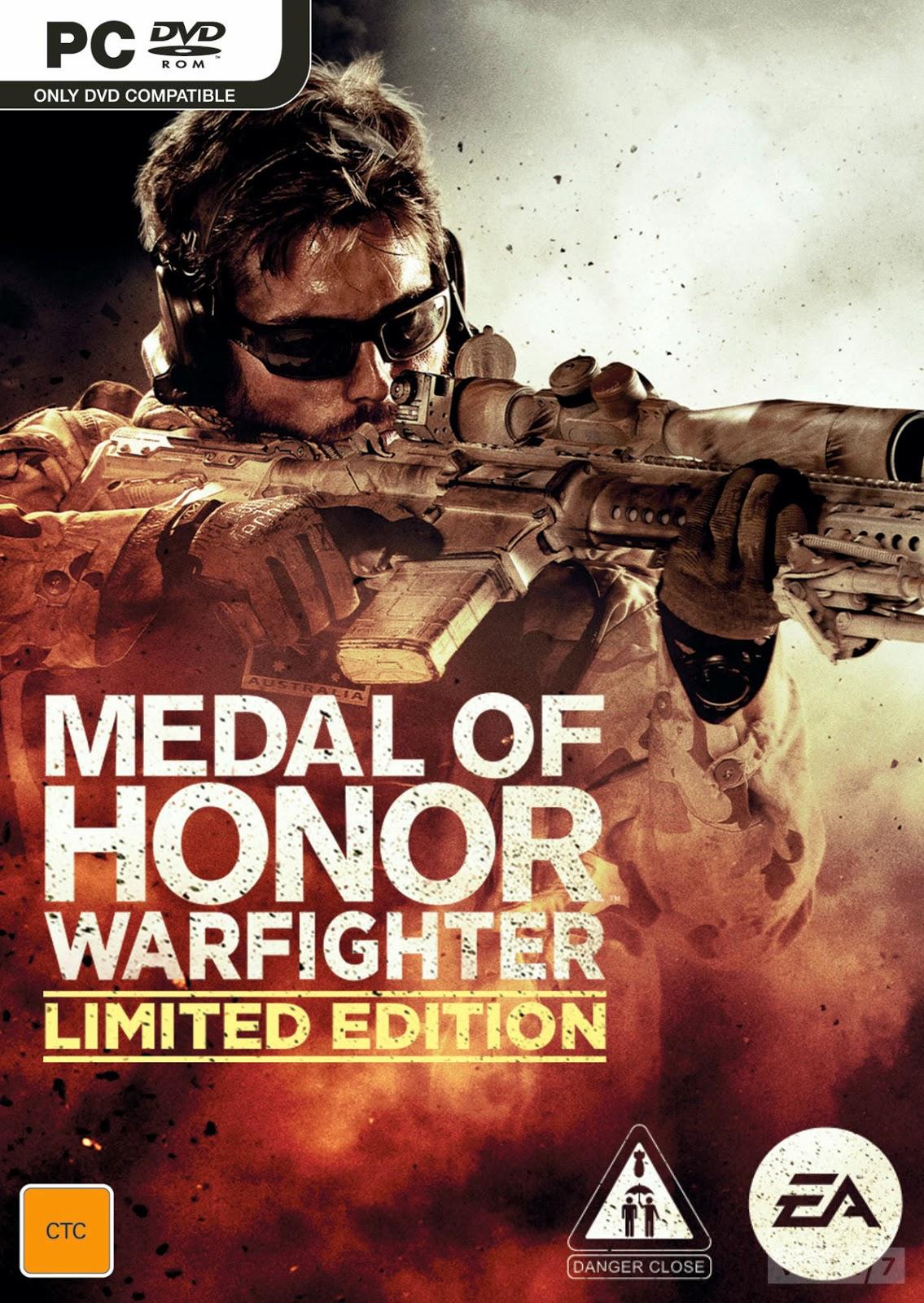 Download de Jogos: Download Medal of Honor Warfighter