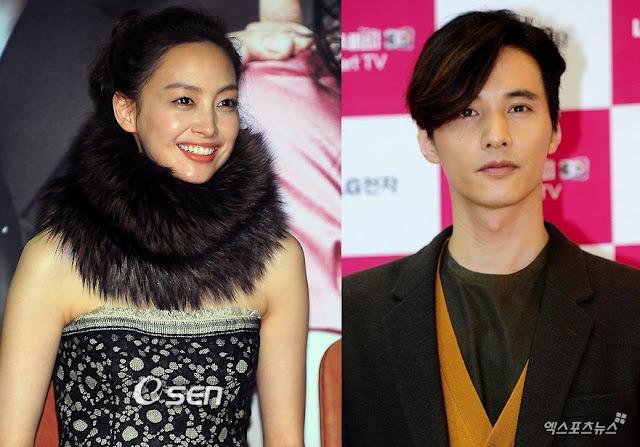 Pasangan Selebriti Won Bin dan Lee Na Young Gelar Pernikahan Tertutup – Kpop Chart