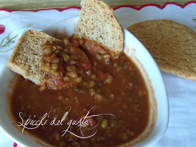 Zuppa di adzuchi