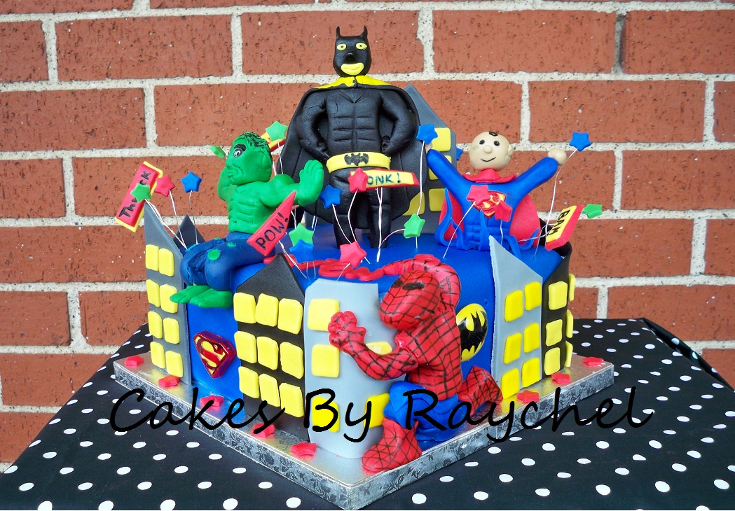 March 2015 Birthday Cakes For Boys