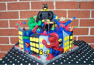 Hulk Spiderman Captain America Birthday Parties Birthday Party Ideas