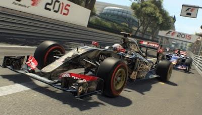 F1 2015 Update Crack