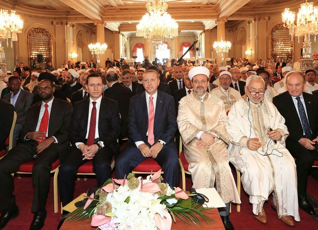 Antichrist Nation of Turkey and it's Initial Plans to Invade Libya, Sudan and Egypt