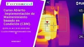 Curso Abierto Mantenimiento Predictivo: Implementación de Mantenimiento basado en Condición (CBM)