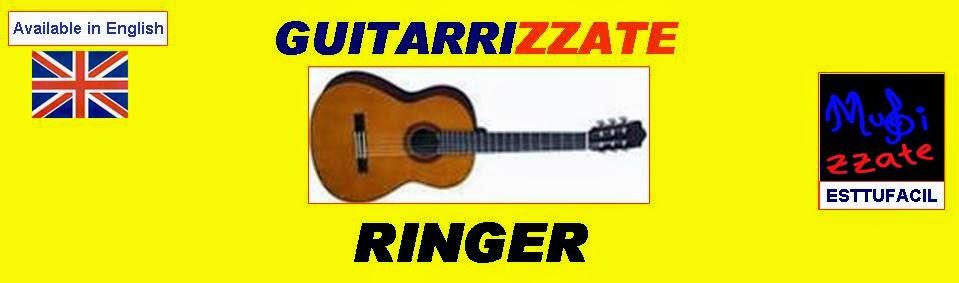 GUITAR Ringer