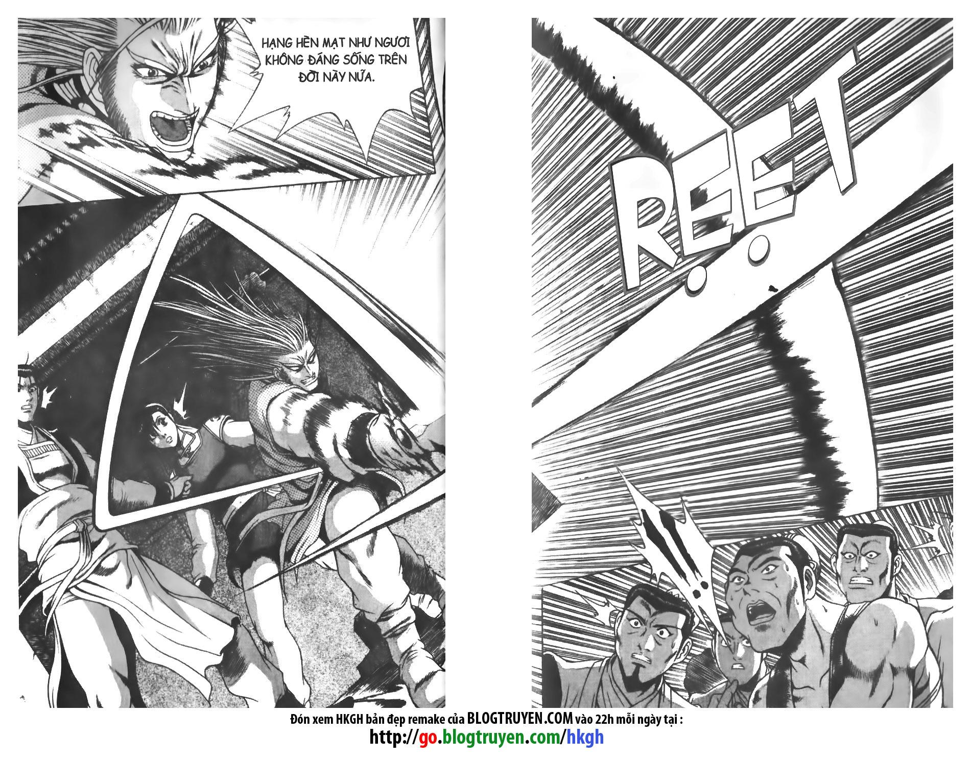 Hiệp Khách Giang Hồ chap 192 page 2 - IZTruyenTranh.com
