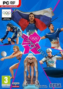 PC - London 2012 The Official Video Game of the Olympic Games