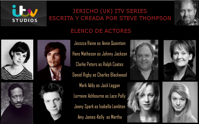 JERICHO (ITV SERIES) 2015