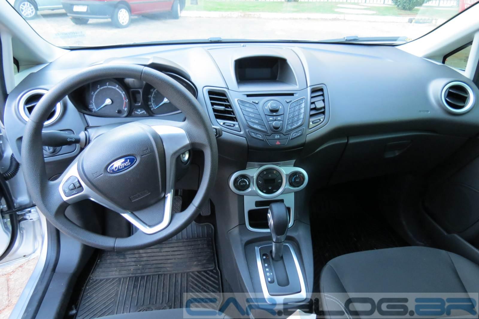 Ford Fiesta Brasileiro X Mexicano Aspectos De