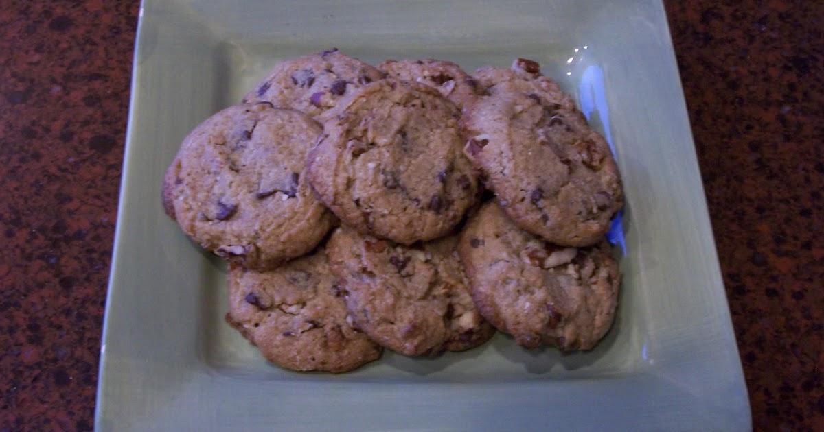 Low Carb Chocolate Chip Cookies Splenda