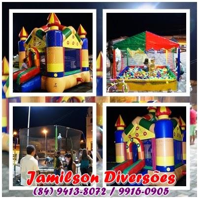 Jamilson Diversões