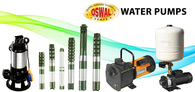 Buy Oswal water pumps online at affordable prices | Pumpkart.com