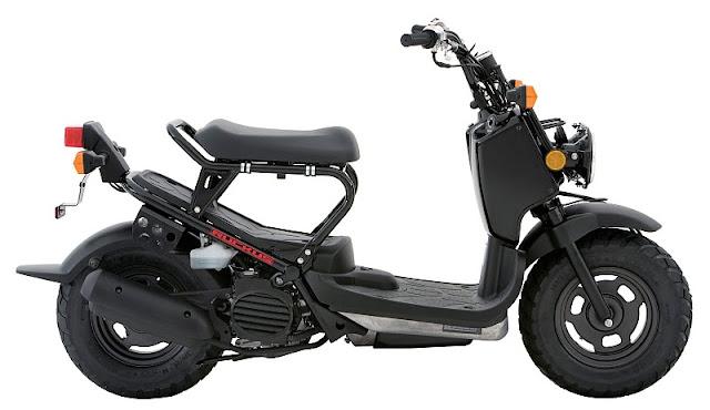 New Scooters Honda Ruckus NPS50 2011.jpg