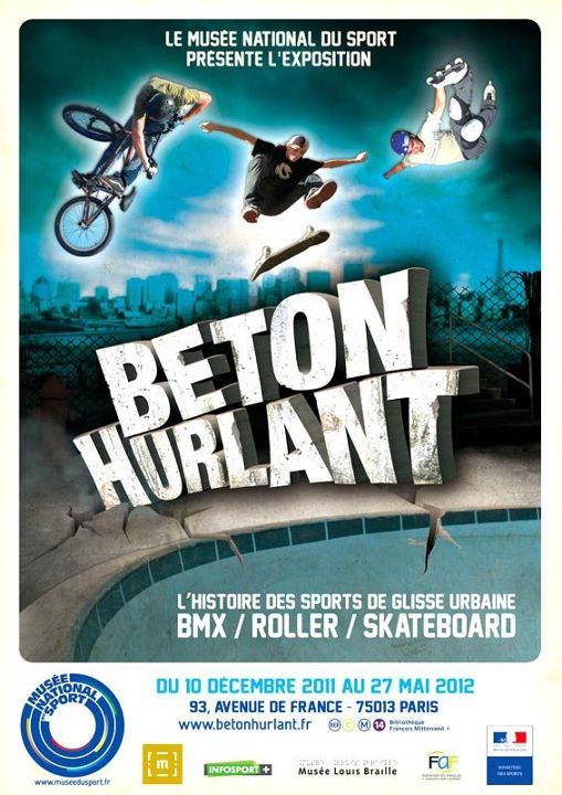 Béton Hurlant, Thierry Dupin, Gerard Almuzara, skateboarding news
