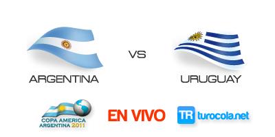 Ver Argentina vs Uruguay en VIVO