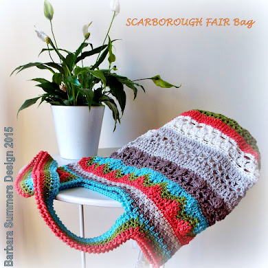 SCARBOROUGH FAIR BAG PATTERN
