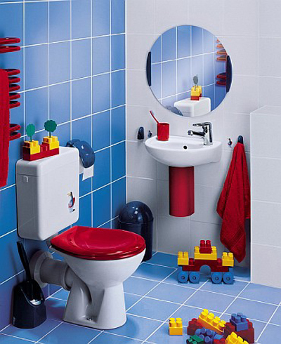 Home quotes 11 bathroom designs for kids and teens for Boys bathroom designs