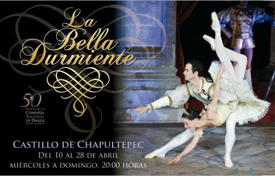 Temporada 2013 de La Bella Durmiente en el Castillo de Chapultepec