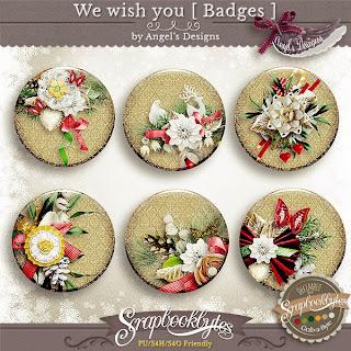 "Angel's Designs MAJ du 17/11/2015- Collection ""Mild Winter"" - Page 2 Angelsdesigns_wewishyou_badges_preview"