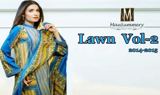 Mausummery Lawn 2014 Vol-2