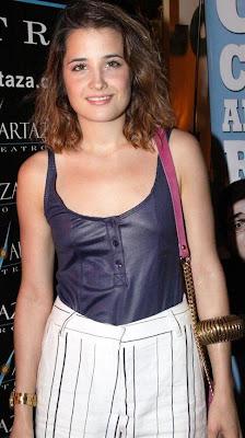Florencia Torrente con nuevo look 2012