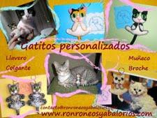 Gatitos personalizados