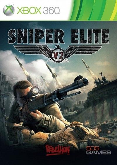 Sniper Elite V2 Xbox 360 Espaol NTSC Descargar 2012