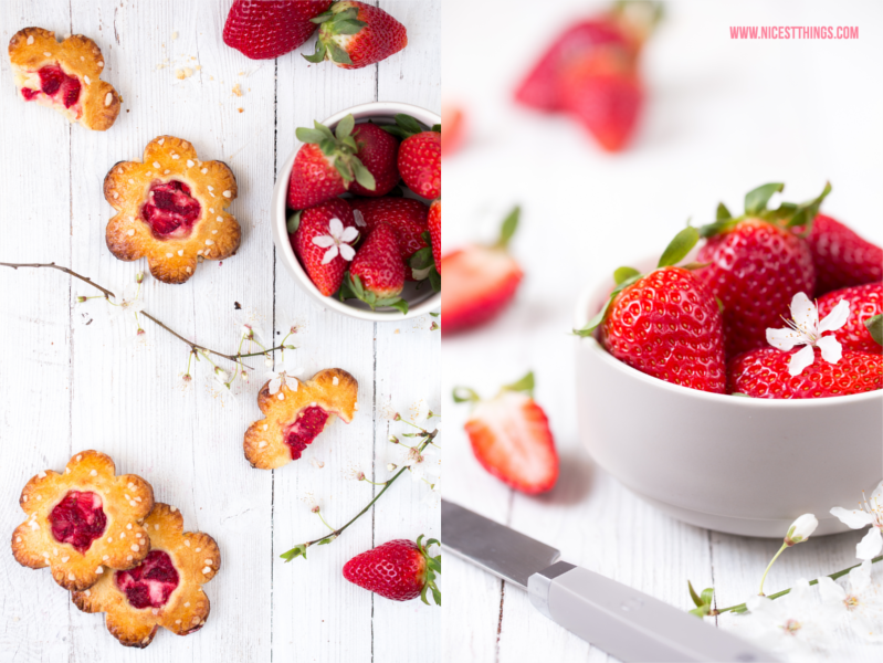 Foodstyling Erdbeeren Food Photography