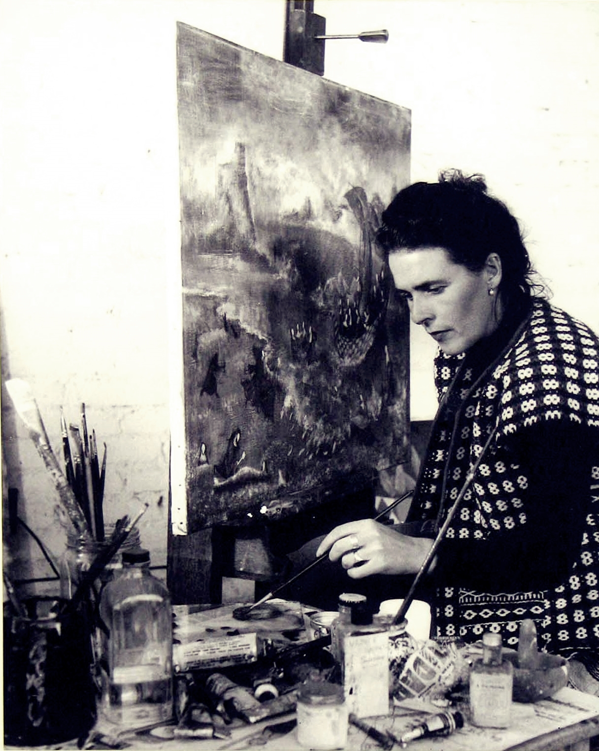 leonora carrington surrealist painter and sculptor sculpture leonora carrington 1917 2011 was a painter writer sculptor alchemist visionary and was the darling of the 1930s surrealism movement