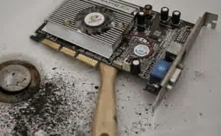 Komputer Restart Sendiri Karena VGA Rusak