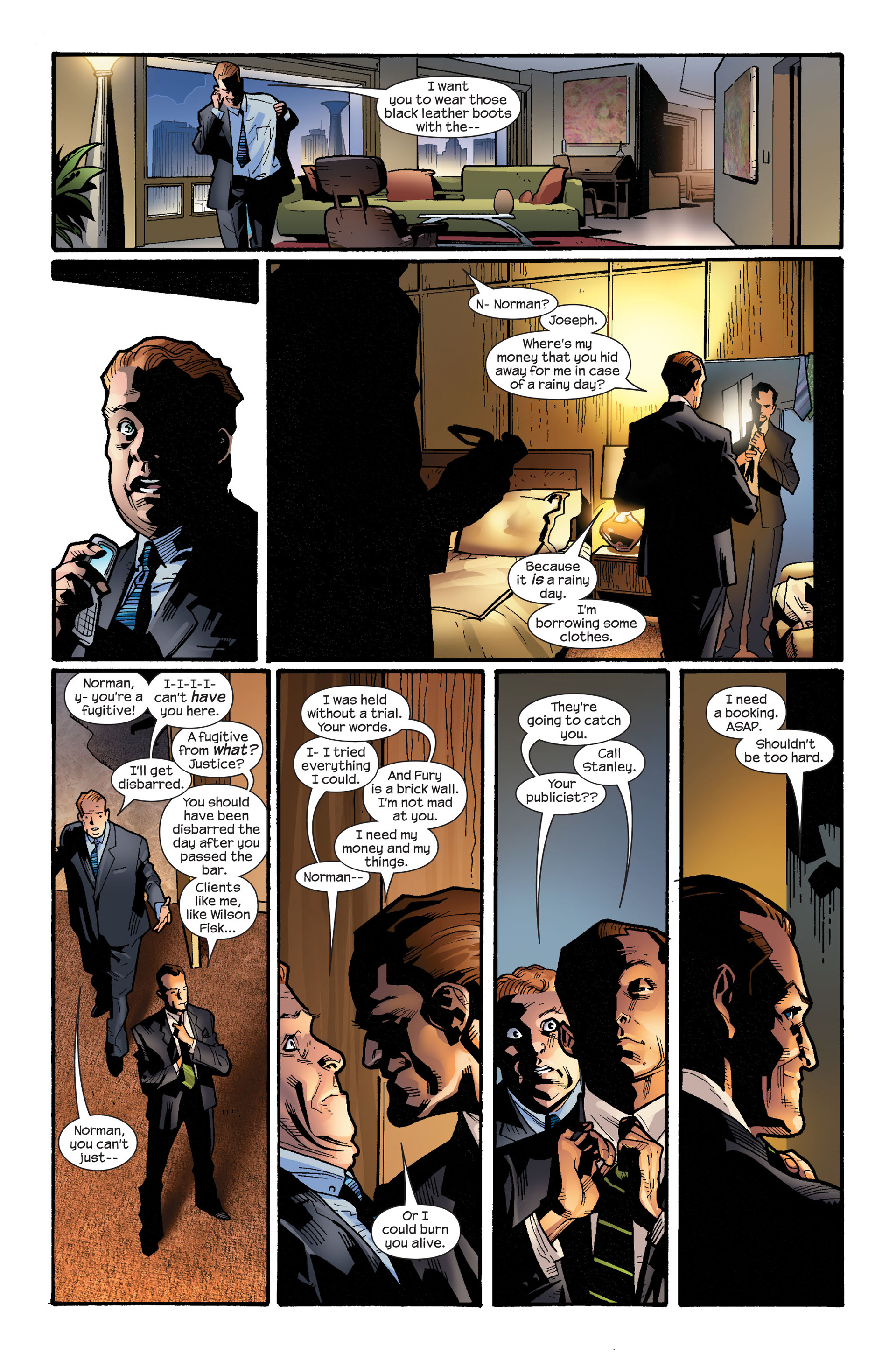 Ultimate Spider-Man (2000) Issue #113 #117 - English 18