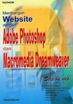 Ebook Web Professional dengan Photoshop Dan Dreamweaver