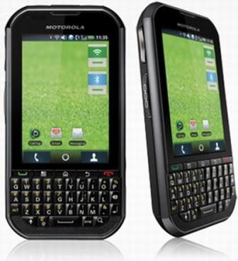 Motorola Titanium Android Smartphone