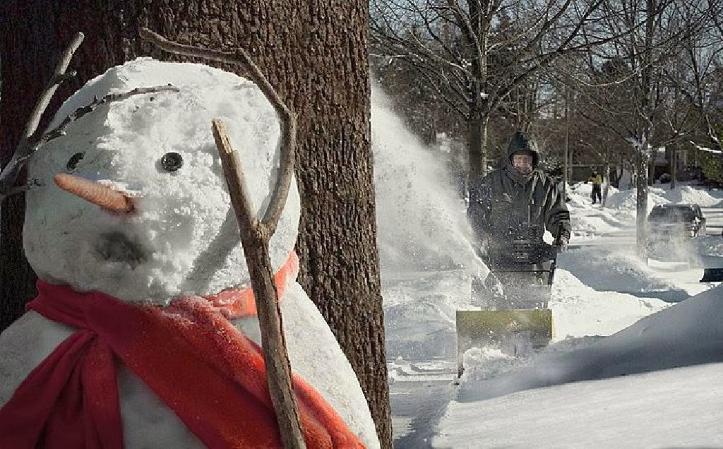 Something WicKED This Way Comes January - 18 creepy horror snowmen will take winter next level