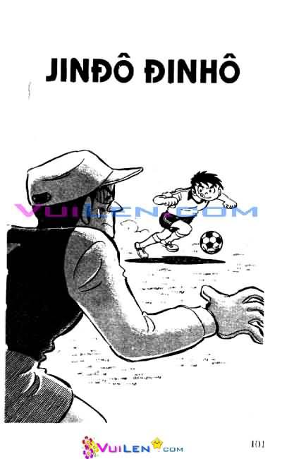 Jindodinho - Đường Dẫn Đến Khung Thành III  Tập 4 page 101 Congtruyen24h