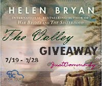 The Valley by Helen Bryan Giveaway thru 7/28