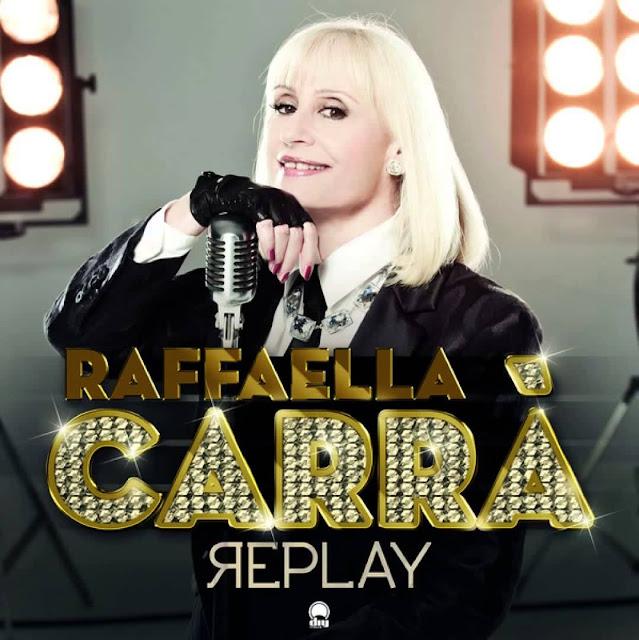 Raffaella Carrà - Replay - copertina traduzione testo video download