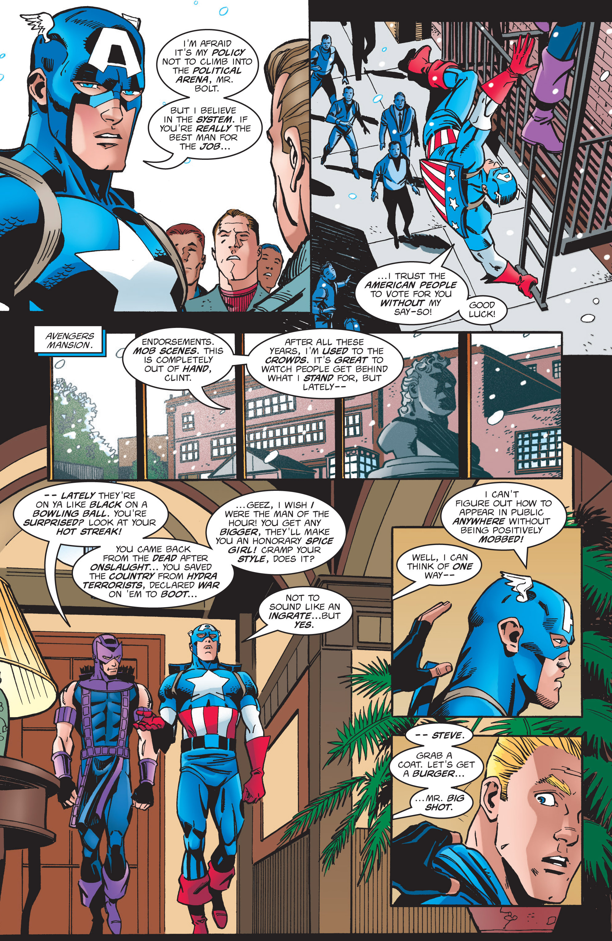 Captain America (1998) Issue #4 #7 - English 5