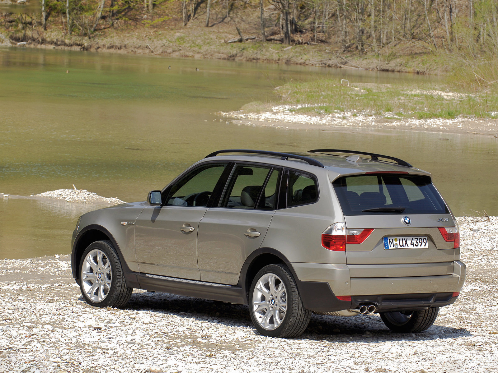 The first generation bmw x3 internally designated as the e83 is a crossover marketed by german automaker bmw from 2003 2010